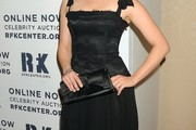 Dianna Agron Little Black Dress