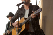 Dierks Bentley Leather Jacket