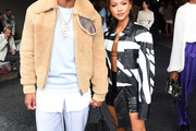 Karrueche Tran Leather Jacket