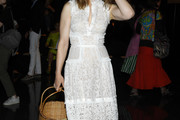 Melissa George Lace Dress