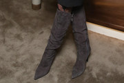 Jennifer Creel Knee High Boots