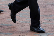Barack Obama Flat Oxfords
