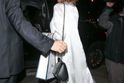 Kate Beckinsale Chain Strap Bag