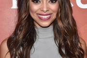 Amber Stevens West Long Wavy Cut