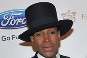 Dwight Eubanks Top Hat