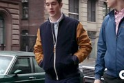 Brendan Dooling Zip-up Jacket