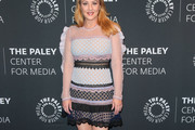 Wendi McLendon-Covey Lace Dress