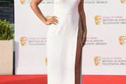 Rochelle Humes Evening Dress