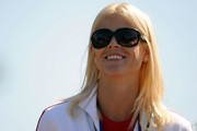 Elin Nordegren Long Center Part