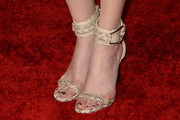 Elizabeth Henstridge Evening Sandals