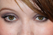 Emily Browning Jewel Tone Eyeshadow