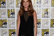 Emily VanCamp Loose Blouse