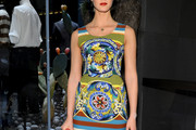 Erin Heatherton Print Dress