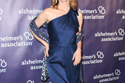 Sharon Lawrence One Shoulder Dress