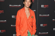 Ezra Miller Button Down Shirt