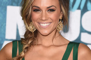 Jana Kramer Loose Braid