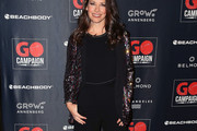 Evangeline Lilly Sequined Jacket
