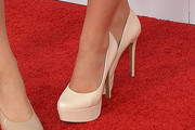 Jordan Phillips Platform Pumps