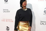 Fantasia Barrino Crop Top