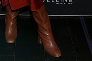 Martha Hunt Knee High Boots