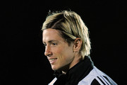 Fernando Torres Short Straight Cut
