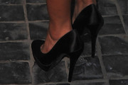 Heather Hemmens Evening Pumps