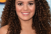 Madison Pettis Long Cornrows