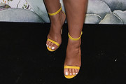 Ashley Graham Strappy Sandals