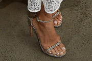 Molly Sims Evening Sandals