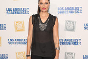 Madchen Amick Loose Blouse