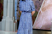 Millie Bobby Brown Shirtdress