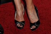Jennifer Flavin Evening Pumps