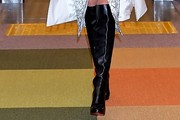 Miranda Kerr Knee High Boots