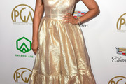 Regina Hall Strapless Dress