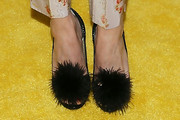 Chloe Sevigny Evening Pumps