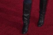 Busy Philipps Knee High Boots