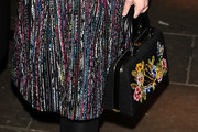 Amanda Abbington Beaded Purse