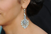 Luciana Damon Diamond Chandelier Earrings