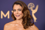 Bethenny Frankel Long Curls