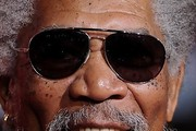 Morgan Freeman Aviator Sunglasses
