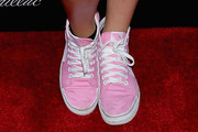 Camren Bicondova Canvas Sneakers