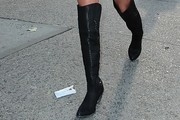 Grace Potter Over the Knee Boots