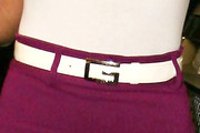 Tracey Edmonds Leather Belt