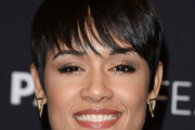 Grace Gealey Boy Cut
