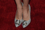 Kimberly Williams-Paisley Evening Pumps