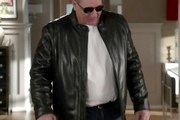 Ed O'Neill Leather Jacket