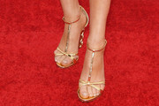 Keltie Knight Strappy Sandals