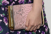 Tiffany Hwang Leather Clutch