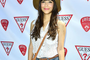 Hannah Simone Button Down Shirt
