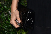 Helena Christensen Quilted Clutch